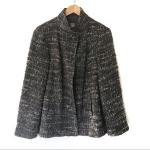 J Jill Cape Coat Jacket Size M